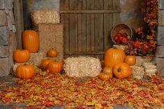 preschool - fall dramatic play fun