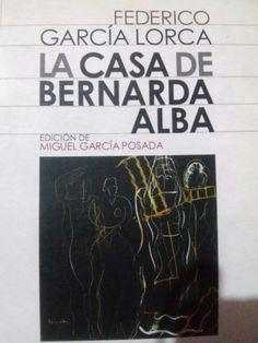 La casa de Bernarda Alba de F. García Lorca