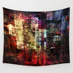Stellar Wall Tapestry by Aaron Carberry | Society6