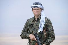 What motivated an American to go to war for the Kurds? Jordan Matson's troubled path from the Army and a pre-election suicide bid to the front lines with the YPG.