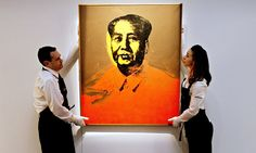 The legacy of Mao lives on.  An Andy Warhol canvas of the Chinese communist leader sold for £7.6 million ($12 million)