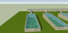 Resultado de imagen para dimensiones de los estanques para criadero de trucha arcoiris