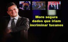 """Sergio Moro """"segura"""" dados que ajudariam na investigação do roubo tucano no metrô de SP das administrações Alckmin e Serra"""