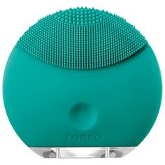 FOREO LUNA Mini - A facial brush that channels T-Sonic™ pulsations through soft silicone touch-points for deep and gentle cleansing.  #Sephora