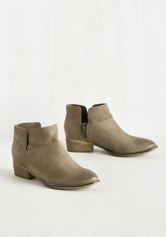 bae2f7770f5 Snare Bootie in Stone. Capture the attention of each passerby by strutting  down the street