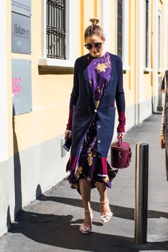 The Olivia Palermo Lookbook : Olivia Palermo At Milan Fashion Week IV