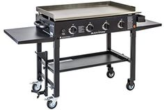 Blackstone 36 Inch Outdoor Propane Gas Grill Griddle Cooking Station #Blackstone