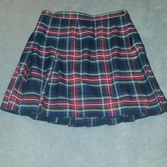 St. Pat's uniform kilt