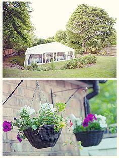 Garden Wedding!