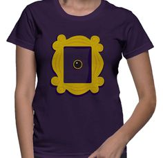 A personal favorite from my Etsy shop https://www.etsy.com/ca/listing/253777734/friends-tribute-shirt-friends-purple