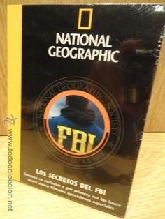 LOS SECRETOS DEL F.B.I. ED / NATIONAL GEOGRAPHIC. DVD PRECINTADO.