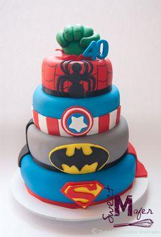 torta-superheroes |