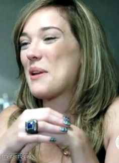 Clipping | Mara Maria Design | Adriana Birolli usa anel com Quartzo Maramaria