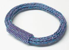 viking knit  | Flashy Lavender & Aqua Viking Knit | Flickr - Photo Sharing!