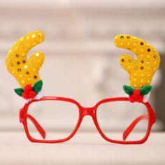 Fashion Christmas Glasses Adult Children Party Eyeglasses Santa Snowman Elk Glasses Frame on AliExpress Christmas Glasses, Adult Children, Glasses Frames, Elk, Wedding Events, Eyeglasses, Snowman, Santa, Fashion