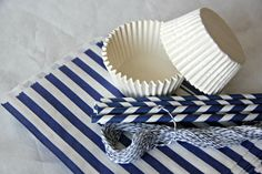 Bash in a Box ::  Blueberries & Cream @shoplemondrops on Etsy