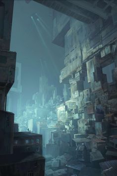 Dreamscapes: 8 Imaginary Cities from the Mystical Minds of Concept Artists - Architizer