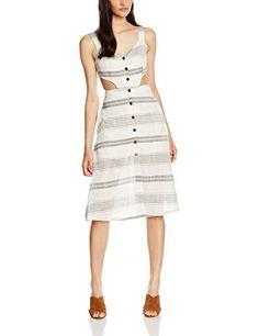Un vestido de lino super fresco muy chic.