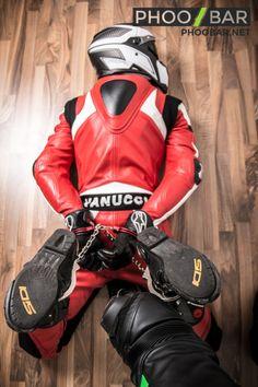 #LeatherBiker #Vanucci
