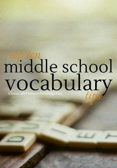 65 best vocabulary for homeschool images on pinterest vocabulary building middle school vocabulary in our kids becomes increasingly important the sat and act tests fandeluxe Images