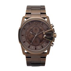 Gotta love Diesel's take on watches...