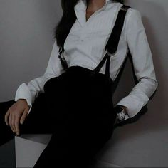 Adrette Outfits, Teen Fashion Outfits, Suit Fashion, Cute Casual Outfits, Fall Outfits, Style Fashion, Mafia Outfit, Elegantes Outfit Frau, Aesthetic Clothes