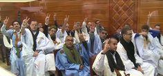 O Intergrupo do Parlamento Europeu para o Sahara Ocidental, composto por várias dezenas de deputados de todos os grupos politicos e países, emitiu um comunicado no qual condena o julgamento e exige a libertação de todos os presos do grupo de Gdeim Izik.