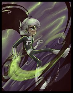 Something for the ninth Dannyversary....not sure if I spelled that correctly. Making of video Danny Phantom (C) Butch Hartman Tumblr