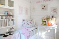 so sweet for a girls room