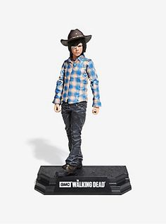 McFarlane Toys The Walking Dead Carl Collectible Figure,