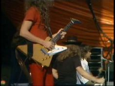 Lynyrd Skynyrd-Call Me The Breeze-1976.  Southern rock at its finest..