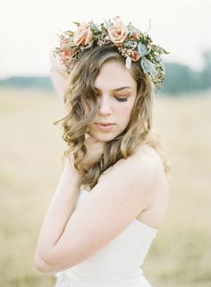 Image result for bridal portrait romantic laying down