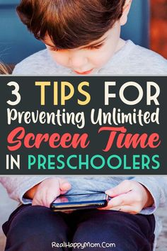 Unlimited screen time for preschoolers can cause problems that can have lasting effects. Luckily my guest gives some tips on educational activities that will keep your little one busy and help them learn. Educational Activities, Book Activities, Parenting Quotes, Parenting Advice, Kids Learning, Teaching Kids, Attachment Parenting, Parents As Teachers, Happy Mom