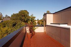 Roof-top deck