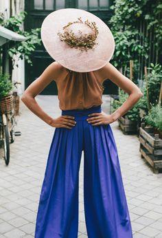 Mimoki. For the lovers of Polazzo Pants! #SpringRacing #RococoSparkling @DeBortoliWines
