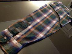 Plaid Shirt Refit