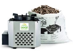 Oorja stove has been developed and could spark a similar revolution. These smoke-free, biomass burning pellet stoves, developed in India for people who can't access clean energy, can cook a meal for five using barely a fraction of the resources LP gas or wood use. They're currently being used in homes and restaurants all over India, where they've proven to be nothing short of amazing.