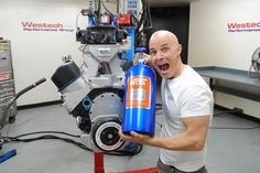The only thing better than adding a single plate nitrous kit to a BBC is adding two! http://www.powerperformancenews.com/tech-articles/twice-as-nice/