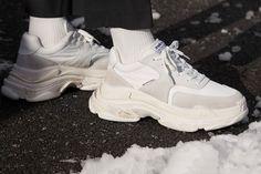 Balenciaga's New Stripped-Back Triple S Sneaker Is Releasing via Online Draw