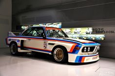 BMW CSL-always liked these. Aggressive wide body fits well.