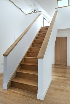 Stair case at Locholly and Stac Polly self catering
