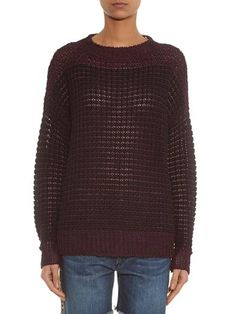 Isabel Marant Slater linen-blend sweater