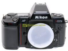 Blackdove-Cameras > Nikon F-801s (N8008s) reflex a pellicola,ottime condizioni. Garanzia 12 mesi.