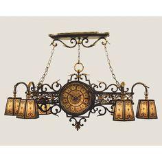 Wow!!! Fine Art Lamps Epicurean 6 Light Kitchen Island Pendant