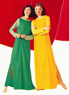 Colleen Corby & Kay Campbell (Sears Catalog - 1975)