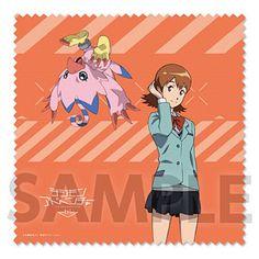 Digimon Adventure tri. Multi Cloth Sora Takenouchi & Piyomon (Anime Toy)