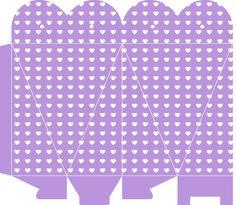 Passatempo da Ana: Caixa Coração