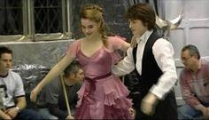 Dan and Emma dancing