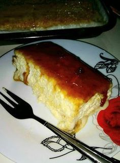 Greek Desserts, Party Desserts, Greek Recipes, Dessert Recipes, Greek Cake, Food Gallery, Different Cakes, I Foods, Food And Drink