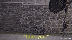 Tank You! #KungFury (WTF Watch The Film)